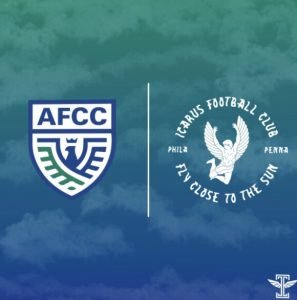 AFC Columbia Partners with Icarus as New Kit Sponsor
