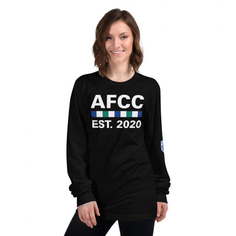 CLUB COLORS unisex Long sleeve t-shirt